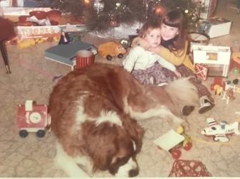 Bridget at Christmas